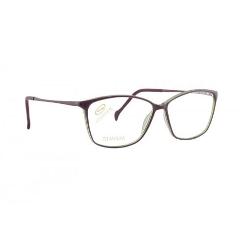 Stepper Okulary korekcyjne damskie SI-30150 F3601 - fioletowy