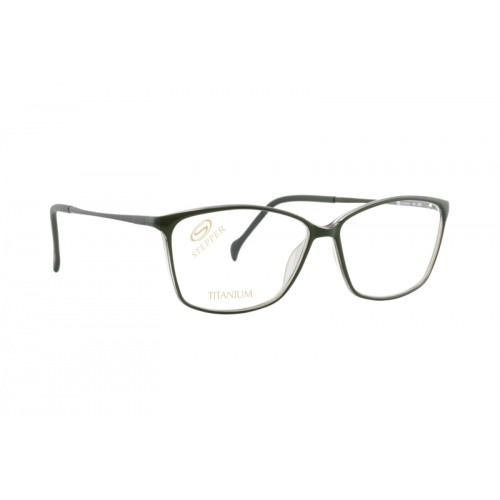 Stepper Oprawa okularowa damska SI-30150 F620 - zielony