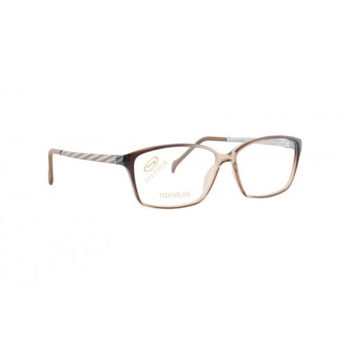 Stepper Okulary korekcyjne damskie SI-30149 F1601 - brązowy