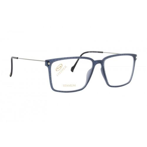 Stepper Oprawa okularowa męska SI-40002 F5501 - niebieski