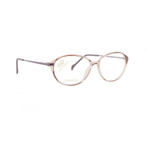Stepper Okulary korekcyjne damskie SI-30142 F3802 - transparentny