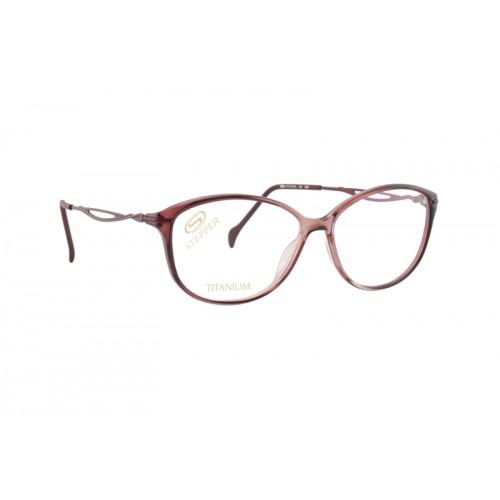 Stepper Oprawa okularowa damska SI-30143 F3303 - czerwony