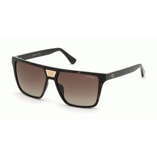 GUESS Okulary przeciwsłoneczne damskie/męskie GU6961 5652F - szylkret, filtr UV400