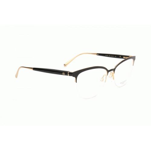 Ana Hickmann Oprawa okularowa damska AH1345 09A - czarny, złoty