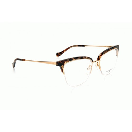 Ana Hickmann Oprawa okularowa damska AH1378 G21 - szylkret, złoty