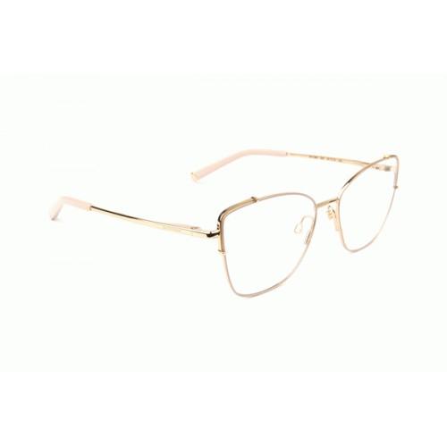 Ana Hickmann Oprawa okularowa damska AH1396 05A - złoty