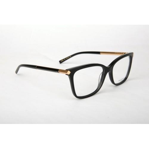 Ana Hickmann Okulary korekcyjne damskie AH6292 A01 - czarny, złoty