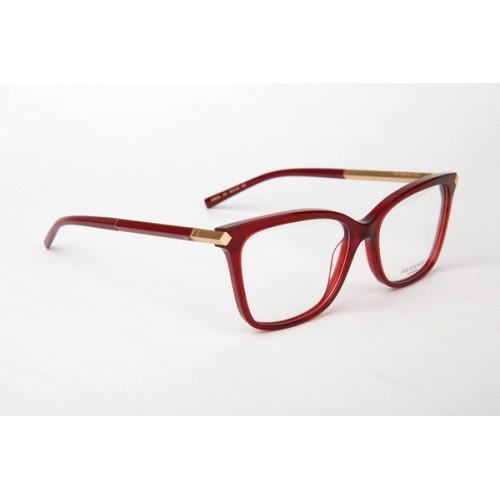 Ana Hickmann Oprawa okularowa damska AH6292 T01 - czerwony