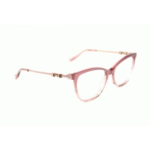 Ana Hickmann Oprawa okularowa damska AH6346E C04 - czarny, złoty