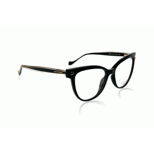 Ana Hickmann Oprawa okularowa damska AH6367I A01 - czarny