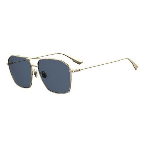 DIOR Okulary przeciwsłoneczne damskie Stellaire14F - srebrne, filtr UV 400