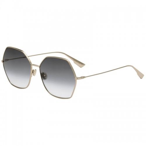 DIOR Okulary przeciwsłoneczne damskie Stellaire8 - złoty, filtr UV 400