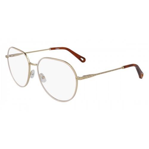 Chloe Oprawa okularowa damska CE2163 883 - złoty
