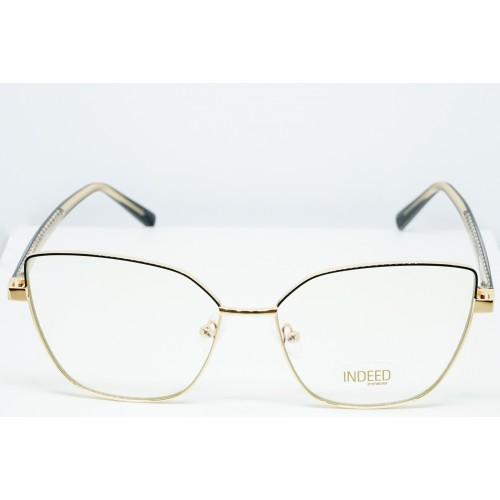 Indeed eyewear Oprawa okularowa damska 3002 C2 - złoty, czarny