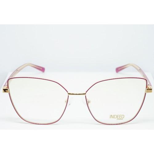 Indeed eyewear Oprawa okularowa damska 3002 C5 - złoty, różowy