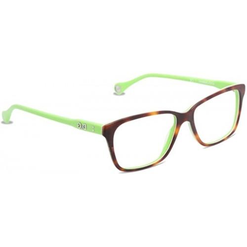 Dolce & Gabbana Okulary korekcyjne damskie DG1238 2687 - zielony, szylkret