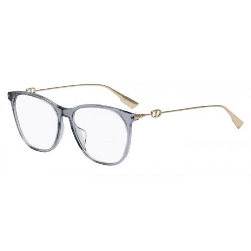 DIOR Oprawa okularowa damska SightO3 - złoty, szary