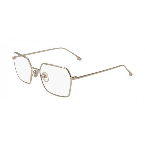 Victoria Beckham Oprawa okularowa damska VB2104  - złoty