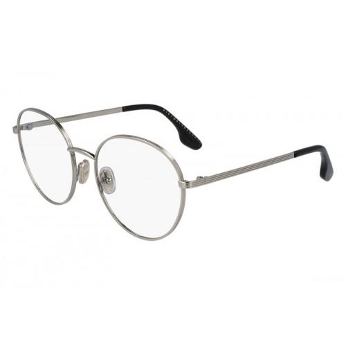 Victoria Beckham Oprawa okularowa damska VB228  - srebrny