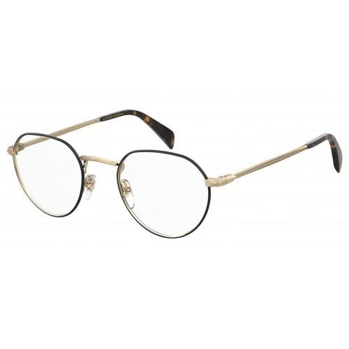 David Beckham Oprawa okularowa męska DB1023 2M2  - złoty