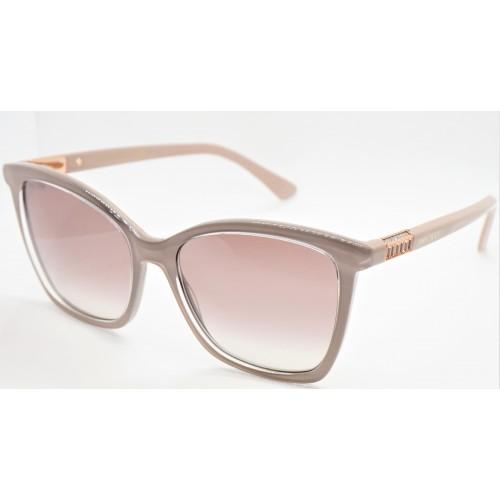 Jimmy Choo Okulary przeciwsłoneczne damskie ALI/S FWMNQ - beżowy, filtr UV 400