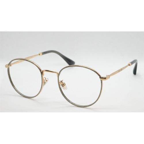 Jimmy Choo Oprawa okularowa damska JC251/G W8Q - złoty, szary