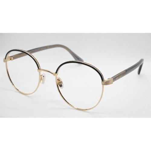 Jimmy Choo Oprawa okularowa damska JC267/G J5G - złoty, czarny