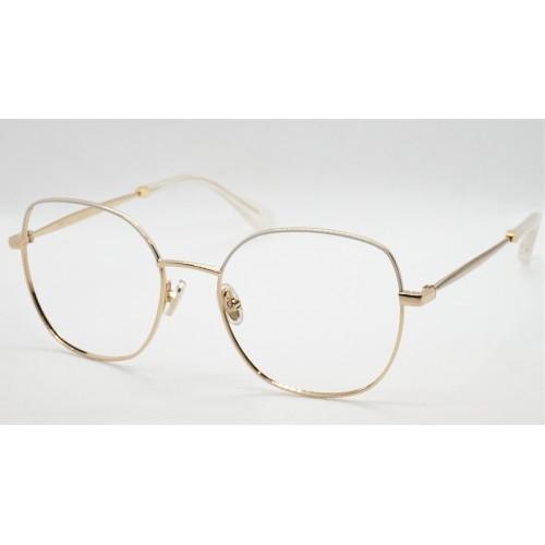 Jimmy Choo Oprawa okularowa damska JC281Y3R - złoty, biały
