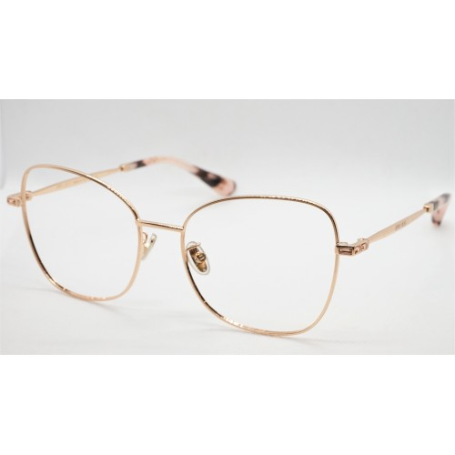 Jimmy Choo Oprawa okularowa damska JC286/G DDB - różowy