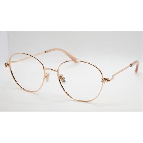 Jimmy Choo Oprawa okularowa damska JC291/F DDB - różowy