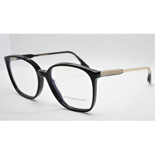Victoria Beckham Oprawa okularowa damska VB2615  - czarny