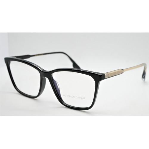 Victoria Beckham Oprawa okularowa damska VB2614  - czarny