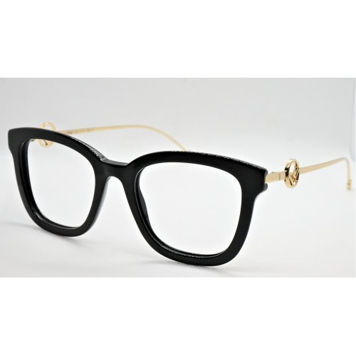 Fendi Oprawa okularowa damska FF0419 807 - czarny