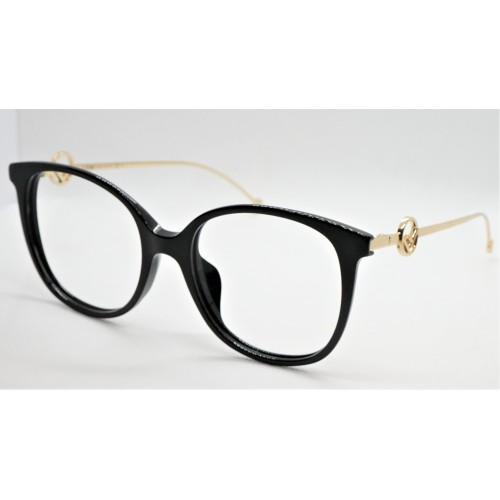 Fendi Oprawa okularowa damska FF0425F 807 - czarny