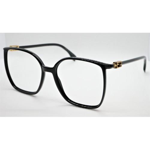 Fendi Oprawa okularowa damska FF0441 807 - czarny