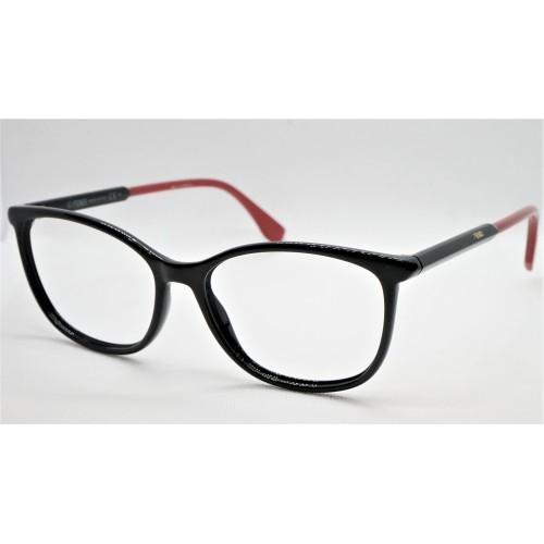 Fendi Oprawa okularowa damska FF0447 807 - czarny