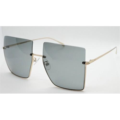 Fendi Okulary przeciwsłoneczne damskie FF0401S J5G - złoty, filtr UV 400