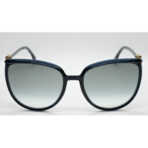 Fendi Okulary przeciwsłoneczne damskie FF0432GS PJP9P - czarny, filtr UV 400