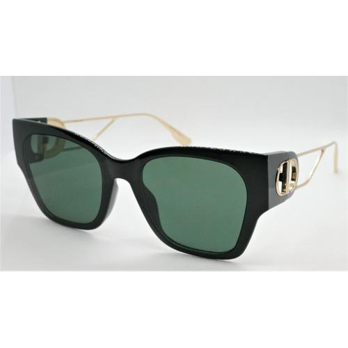 DIOR Okulary przeciwsłoneczne damskie 30Motaigne1 1EDO7 - zielony, filtr UV 400