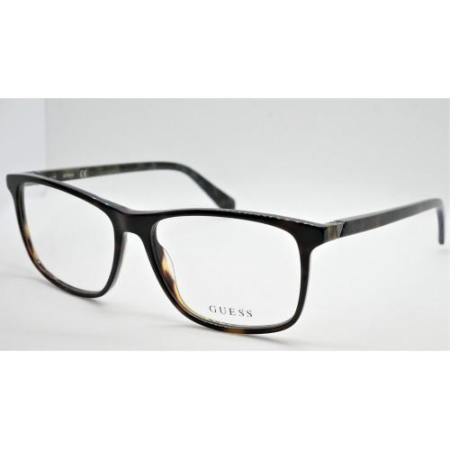 GUESS Oprawa okularowa męska GU1978 056 - szylkret