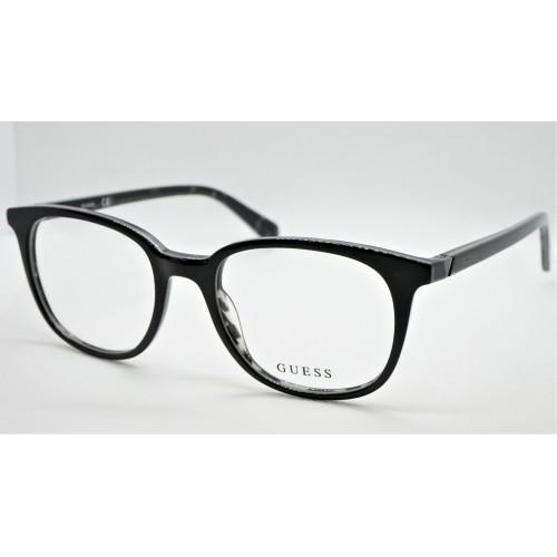 GUESS Oprawa okularowa damska GU1979 005 - czarny, szary