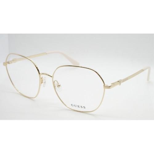 GUESS Oprawa okularowa damska GU2780 033 - złoty