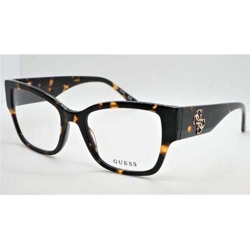 GUESS Oprawa okularowa damska GU2788 052 - szylkret