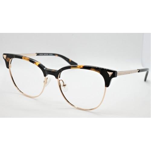 GUESS Oprawa okularowa damska GU2798S 052 - złoty, szylkret