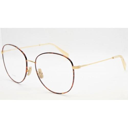 Celine Oprawa okularowa damska CL50044U 034 - złoty, szylkret