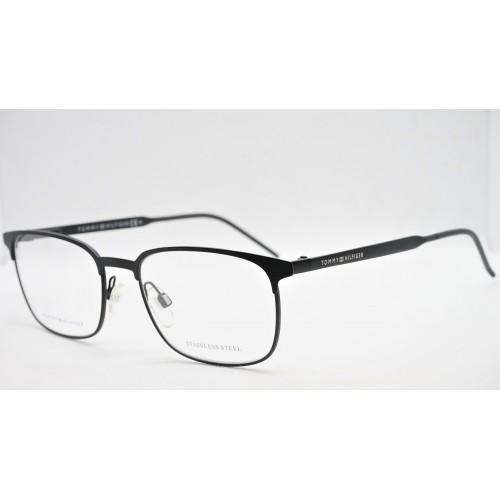Tommy Hilfiger Oprawa okularowa męska TH1643 807 - czarny