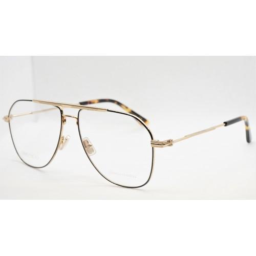 Jimmy Choo Oprawa okularowa męska JM005 06J- złoty, czarny