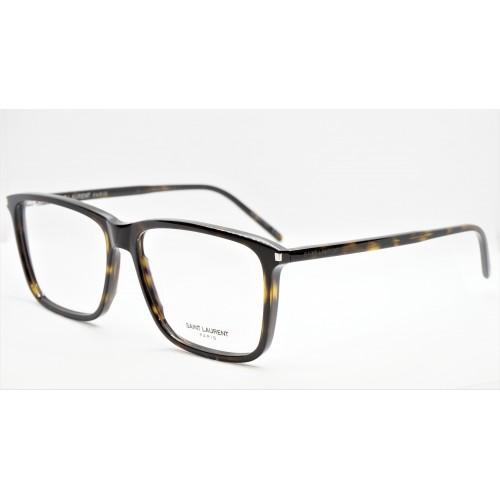 Yves Saint Laurent Oprawa okularowa męska SL 454 005 - szylkret