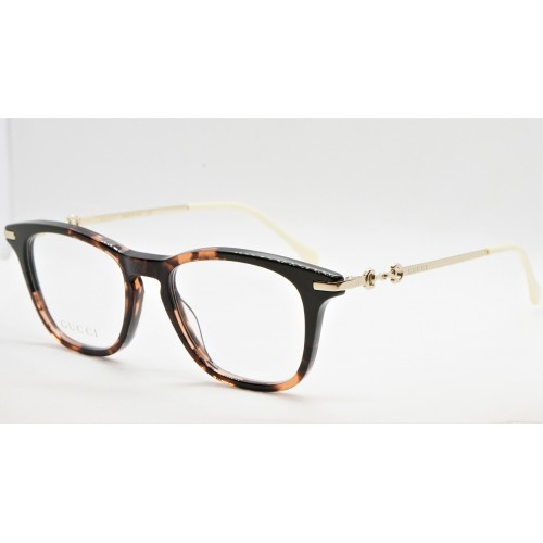 Gucci Oprawa okularowa damska GG0919O 003- szylkret