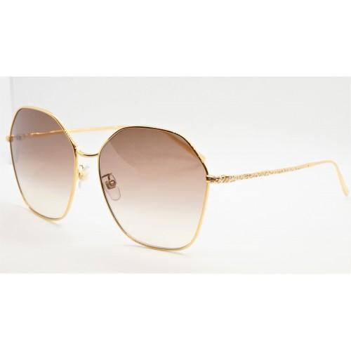 Givenchy Okulary przeciwsłoneczne damskie GV 7171/G/S 001 - złoty, filtr UV 400